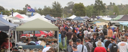 Bendigo National Swap Meet