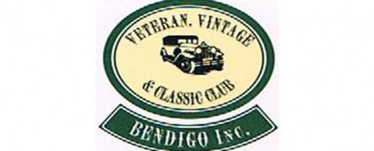 Veteran Vintage Classic Car Club Bendigo Inc